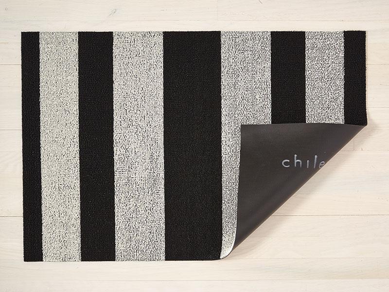 Shag Bold Stripe Indoor Outdoor Mat Hands Gallery